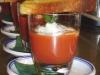 Catering / Walking dinner: Gazpacho