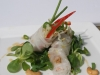 Catering / Walking dinner: Vietnamese fresh spring roll