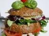 Catering / Walking dinner: clubsandwich voor de lunch