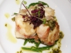 Catering / Cooking: zeeduivel met dragon boter