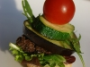 Catering / Fingerfood: Montadito gegrilde groenten