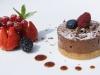 Chocomousse taartje